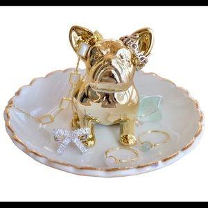 Other - Bulldog Ring Tray/Organizer 💍💍